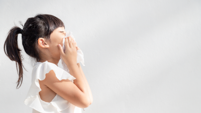 Common cold: The most common infectious disease that is affecting your child