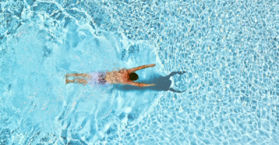 Lap Time: The Benefits of Swimming
