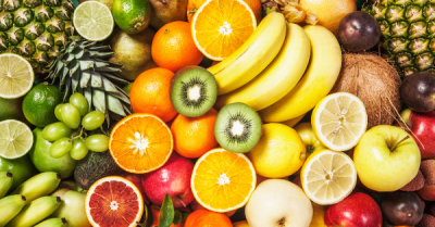 Five Fruits You Have to Eat