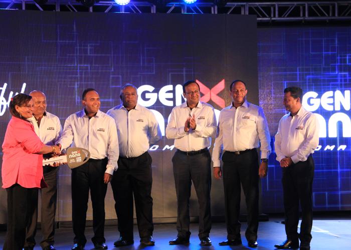 Launch GenX Nano Automatik