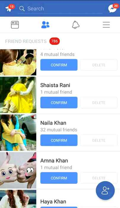 Lucky number of my friends request  a5