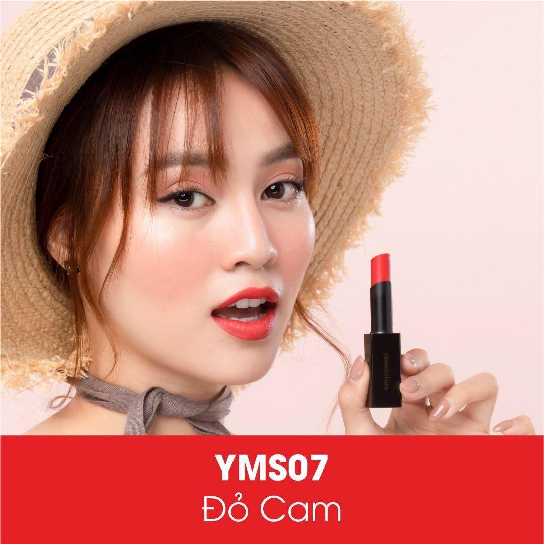 YMS07 Candy Apple – Đỏ cam