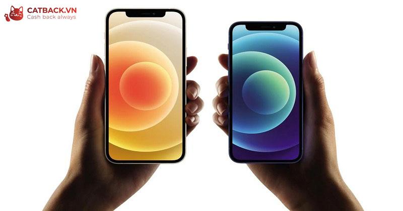 iPhone 12 có thiết kế mỏng nhẹ, màu sắc mới