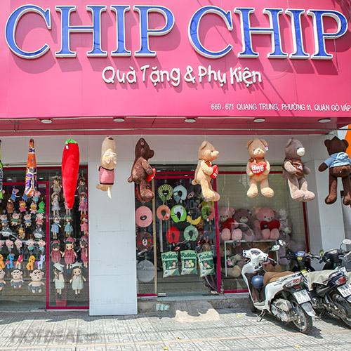 Chip Chip Shop chuyên bán đồ trang trí Giáng Sinh
