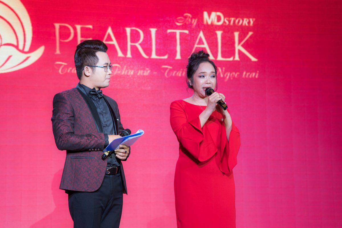 Hành trình Ngọc trai nói PEARLTALK chia sẻ giá trị đến khách hàng