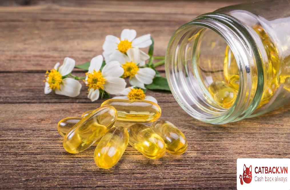 Vitamin E khắc phục tình trạng khô da, nứt nẻ