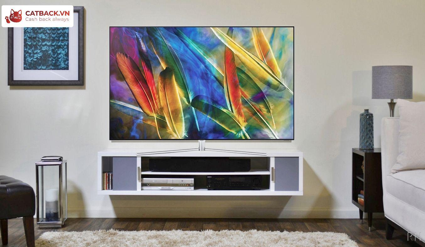 Chọn mua tivi lớn/nhỏ bao nhiêu inch?