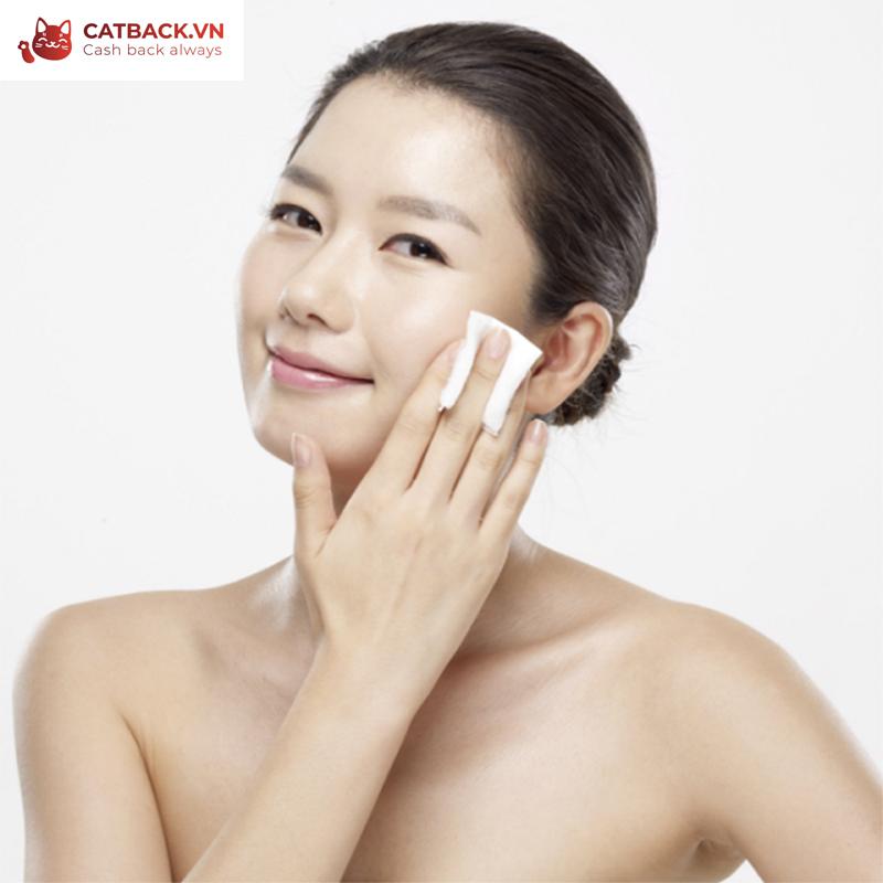 Bí quyết dưỡng da bằng cách làm sạch da trước khi đi ngủ và sau khi trở về nhà
