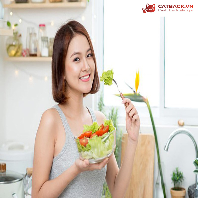 Áp dụng các chế độ dinh dưỡng là bí quyết dưỡng da giúp da khỏe khoắn từ bên trong