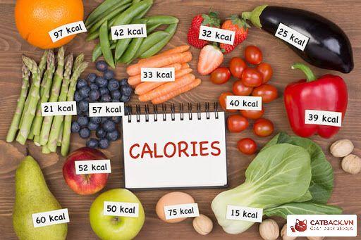 Lượng calo nạp vào cơ thể phải luôn nhỏ hơn lượng calo tiêu thụ