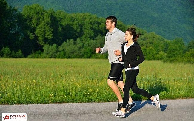 Tập thể dục thể thao hằng ngày giúp bạn tăng cơ, giảm mỡ hiệu quả