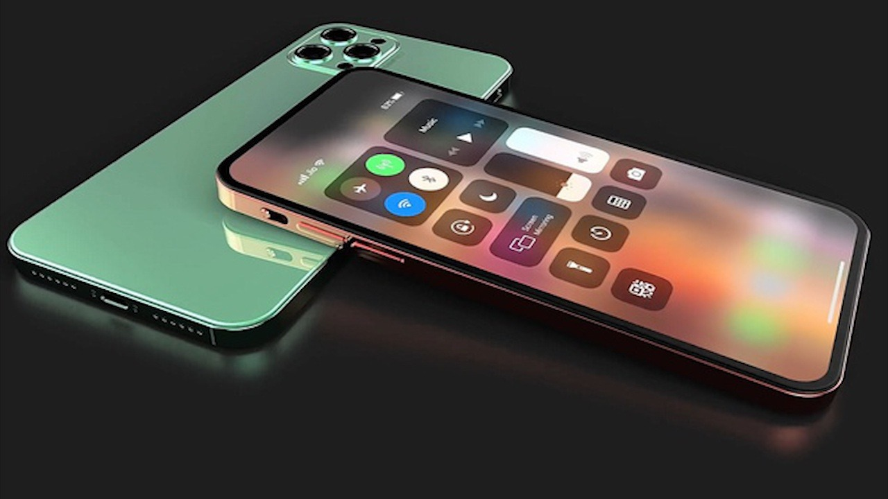 Màn hình của iPhone 12 Pro