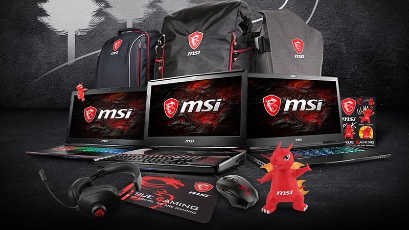 Top các dòng sản phẩm laptop MSI hot nhất