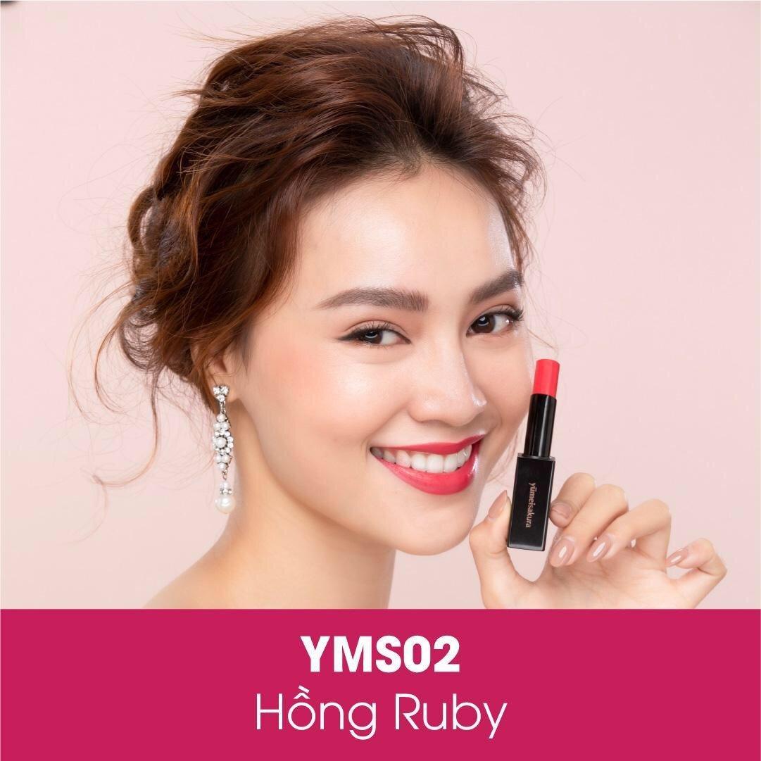 YMS02 Ruby – Hồng Ruby