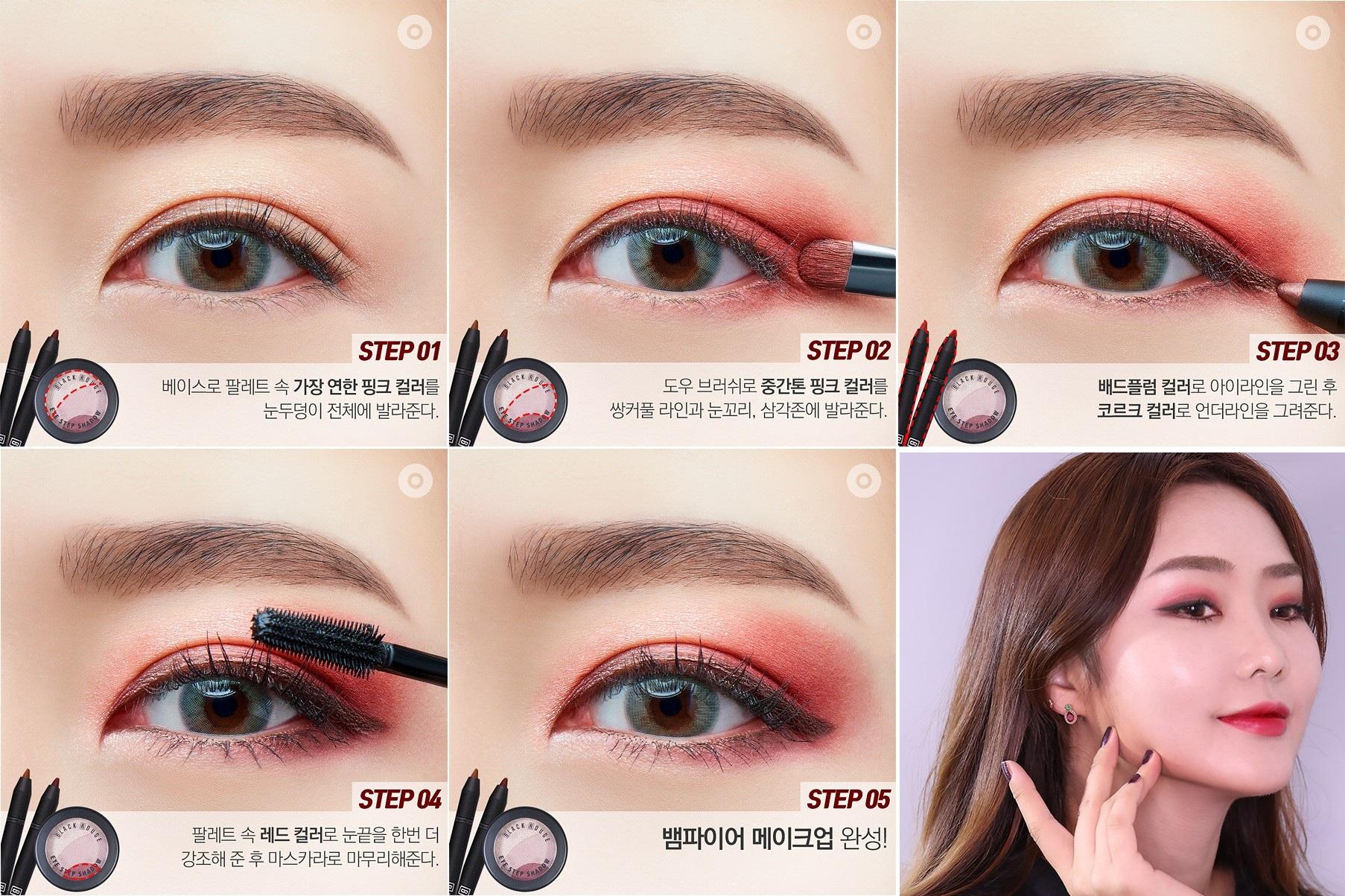 Chọn tone đỏ phù hợp cho mắt