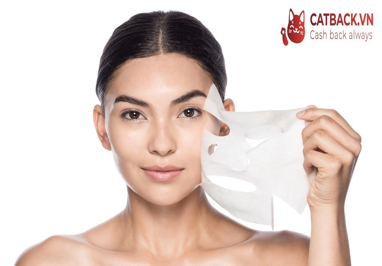Mặt nạ trị mụn hiệu quả, an toàn, cho làn da mịn màng!