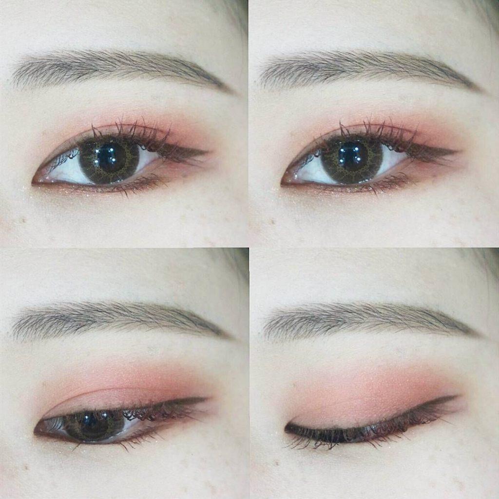 Mắt đẹp tự nhiên
