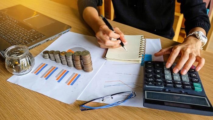 Mua sắm tiết kiệm cuối năm - để sẵn một số tiền nhất định