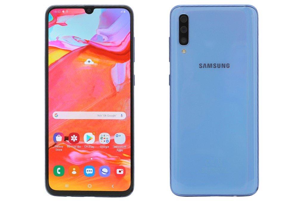 Điện thoại thông minh Samsung Galaxy A70