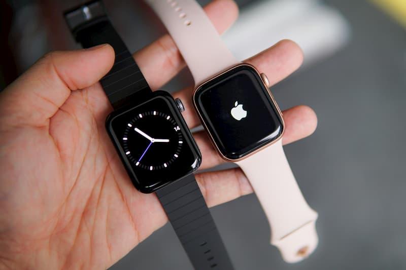 Apple Watch vượt mặt cả Rolex!