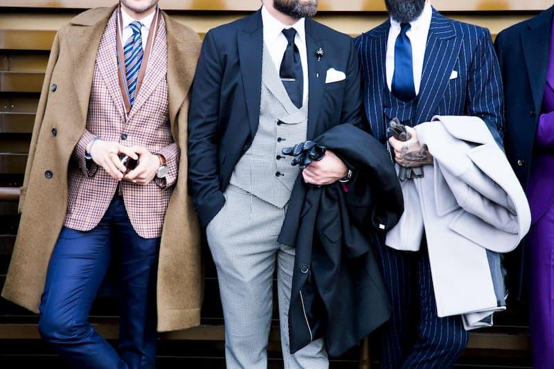 Những bộ suit thần thánh dành cho quý ông yêu thích sự lịch lãm