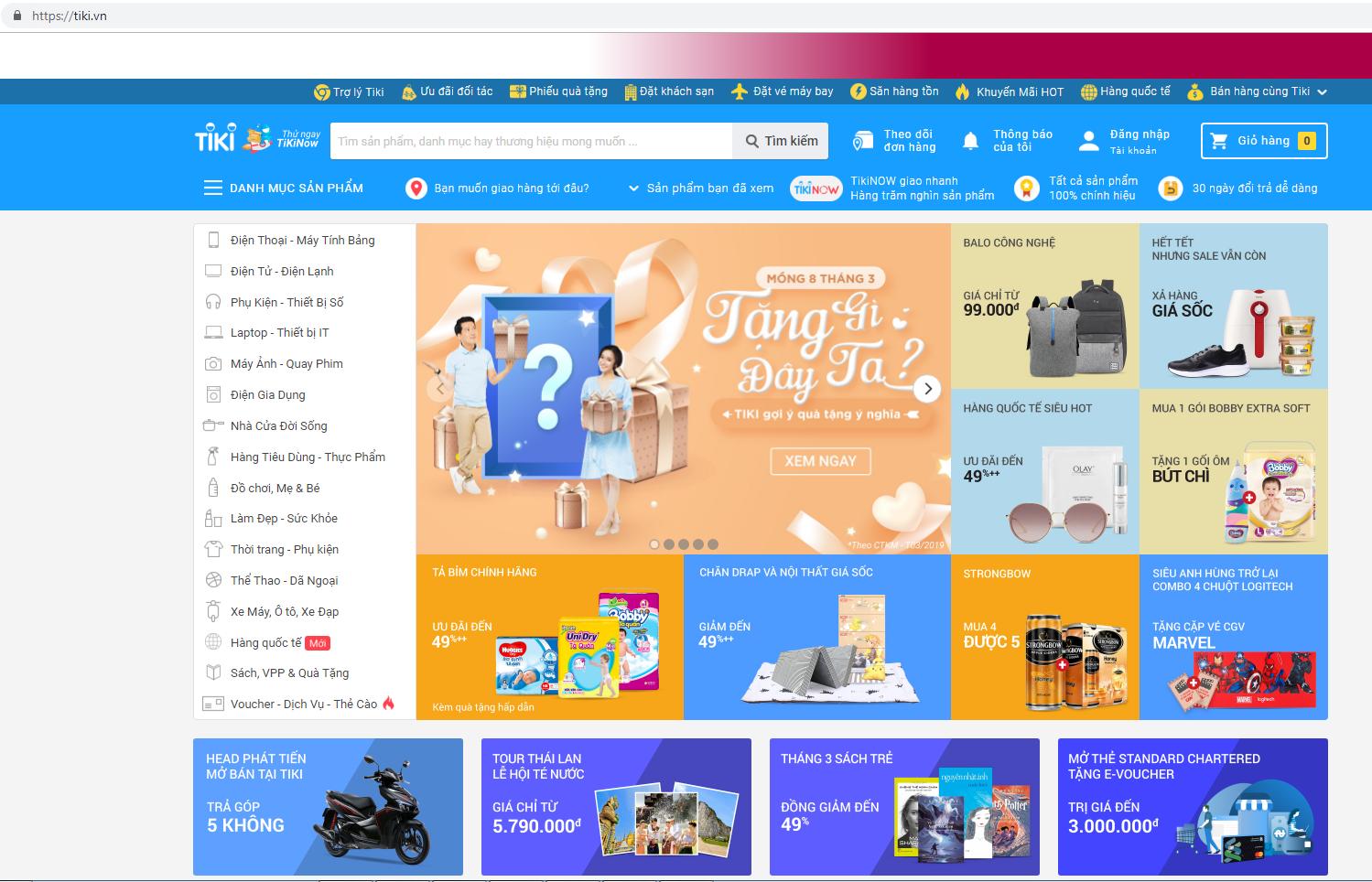 Kênh bán hàng online uy tín - chất lượng cao