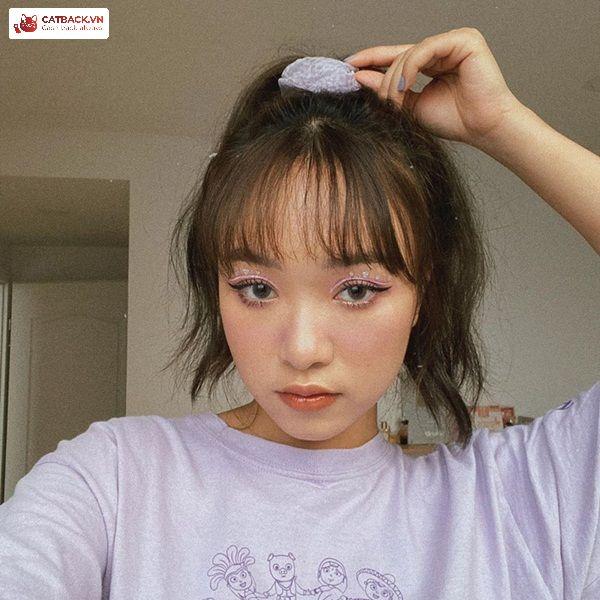 Điểm nhấn eyeliner trắng - xu hướng make up đang được ưa chuộng