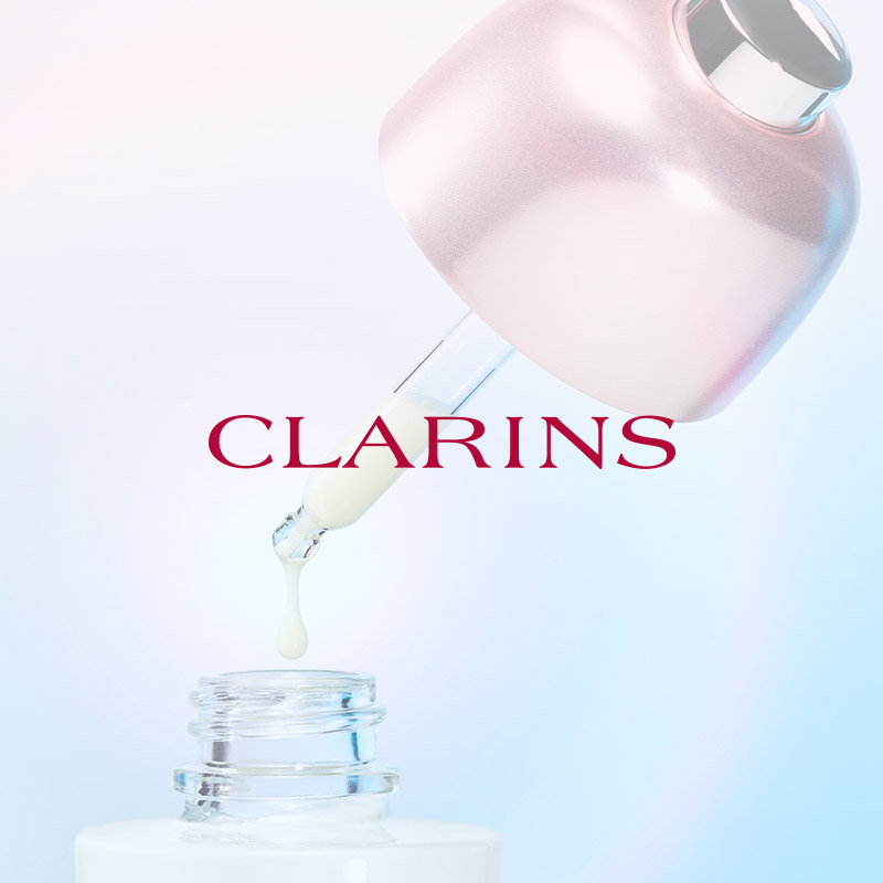 Degito Portfolio Clarins Thailand Online Marketing