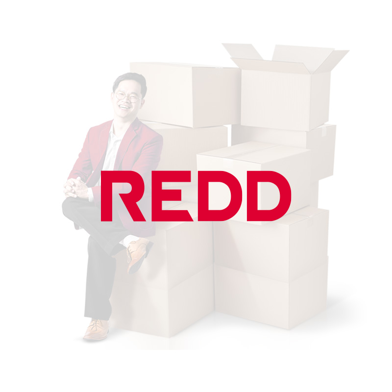 Degito Portfolio REDD Online Marketing Assets Design