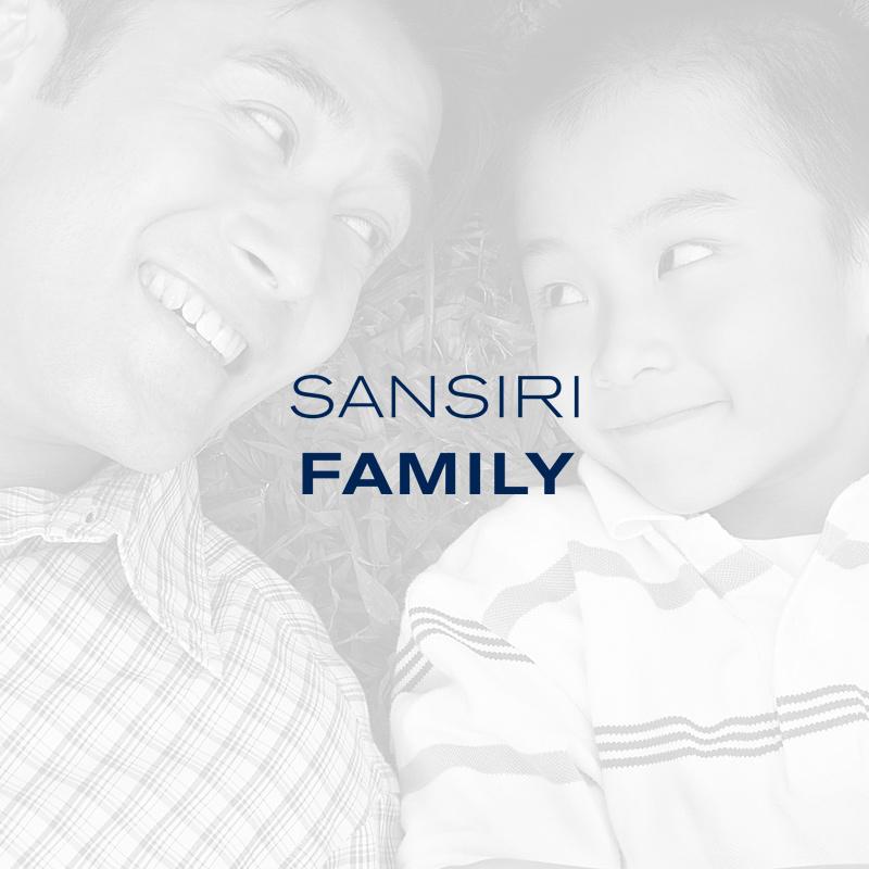 Degito Portfolio Sansiri Family Website Application Design and Development