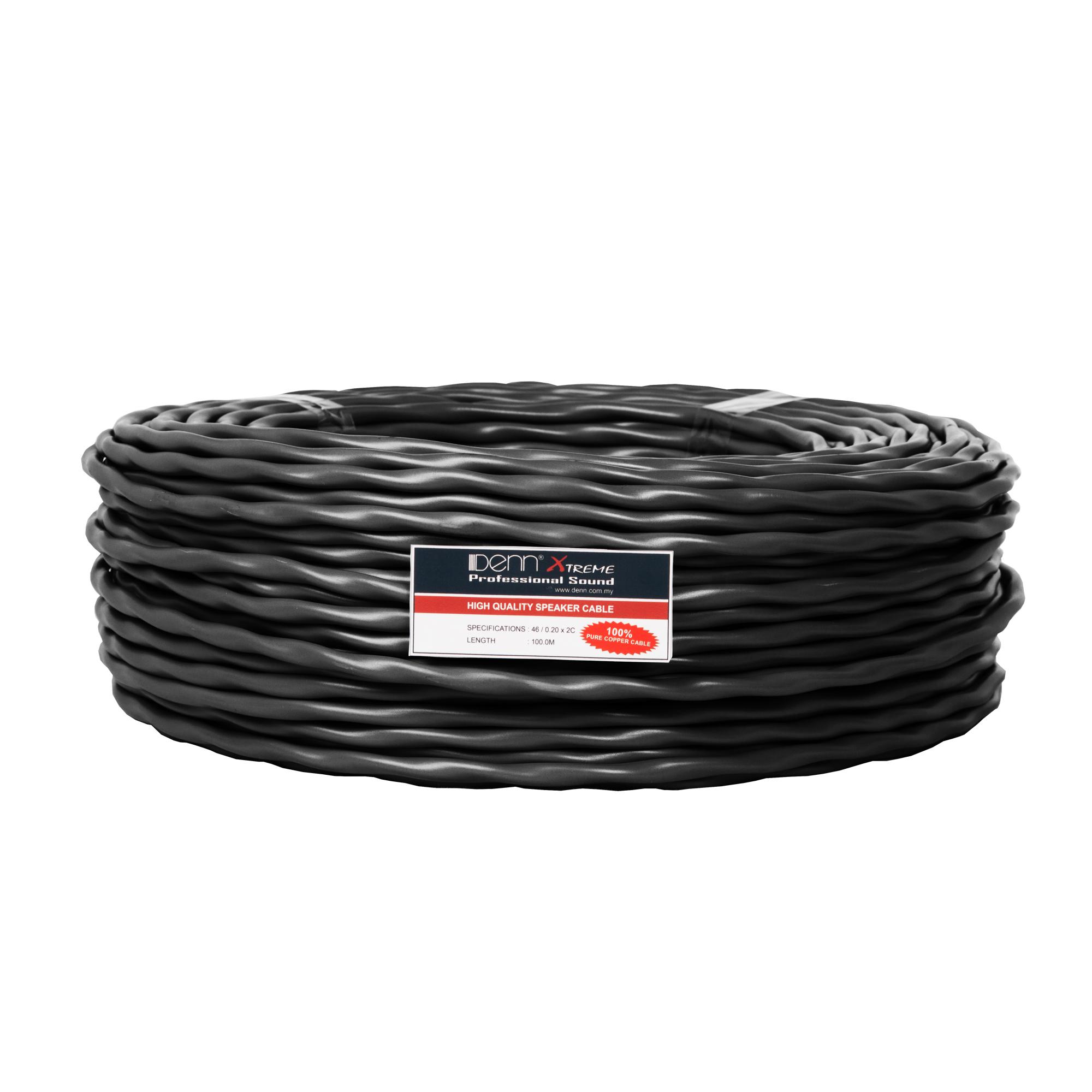 DENN Speaker Cable (Pure Copper)