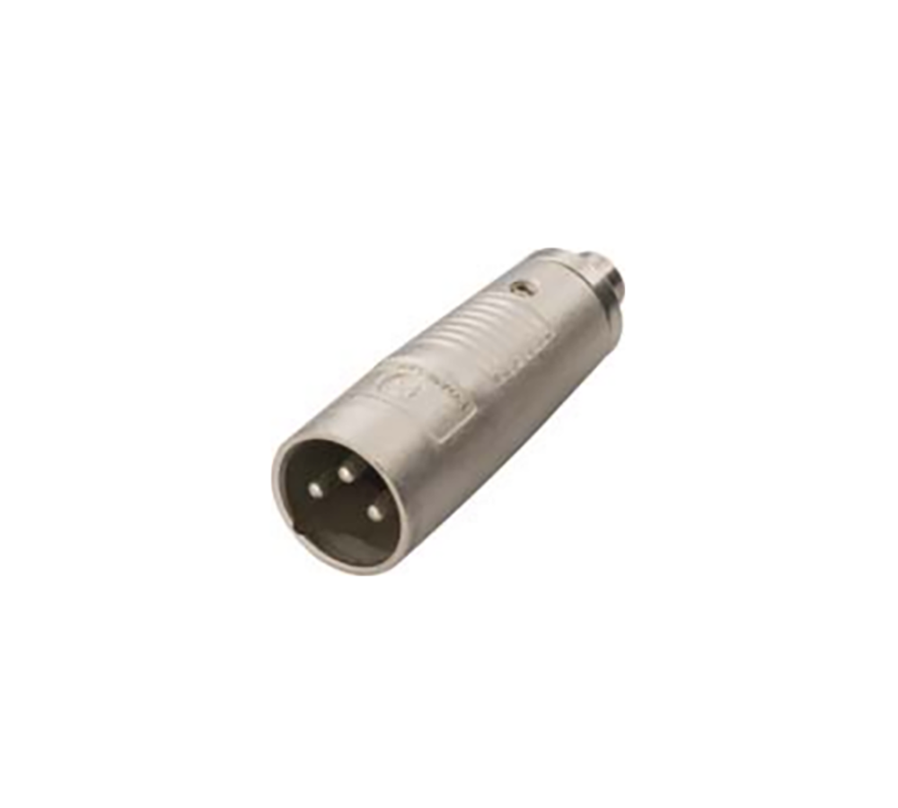 XLR Male to RCA Female Adapter Converter