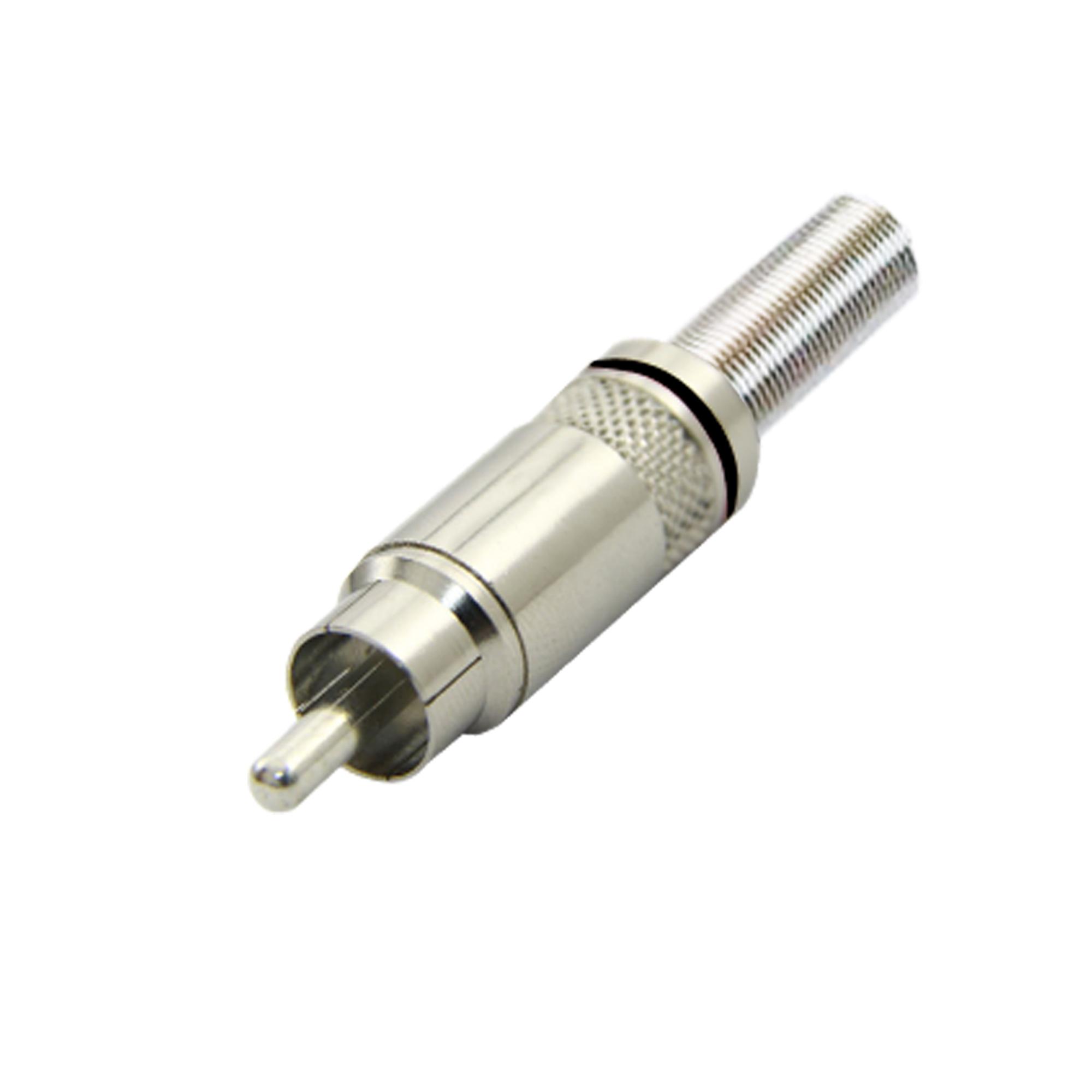 RCA Plug (Black)