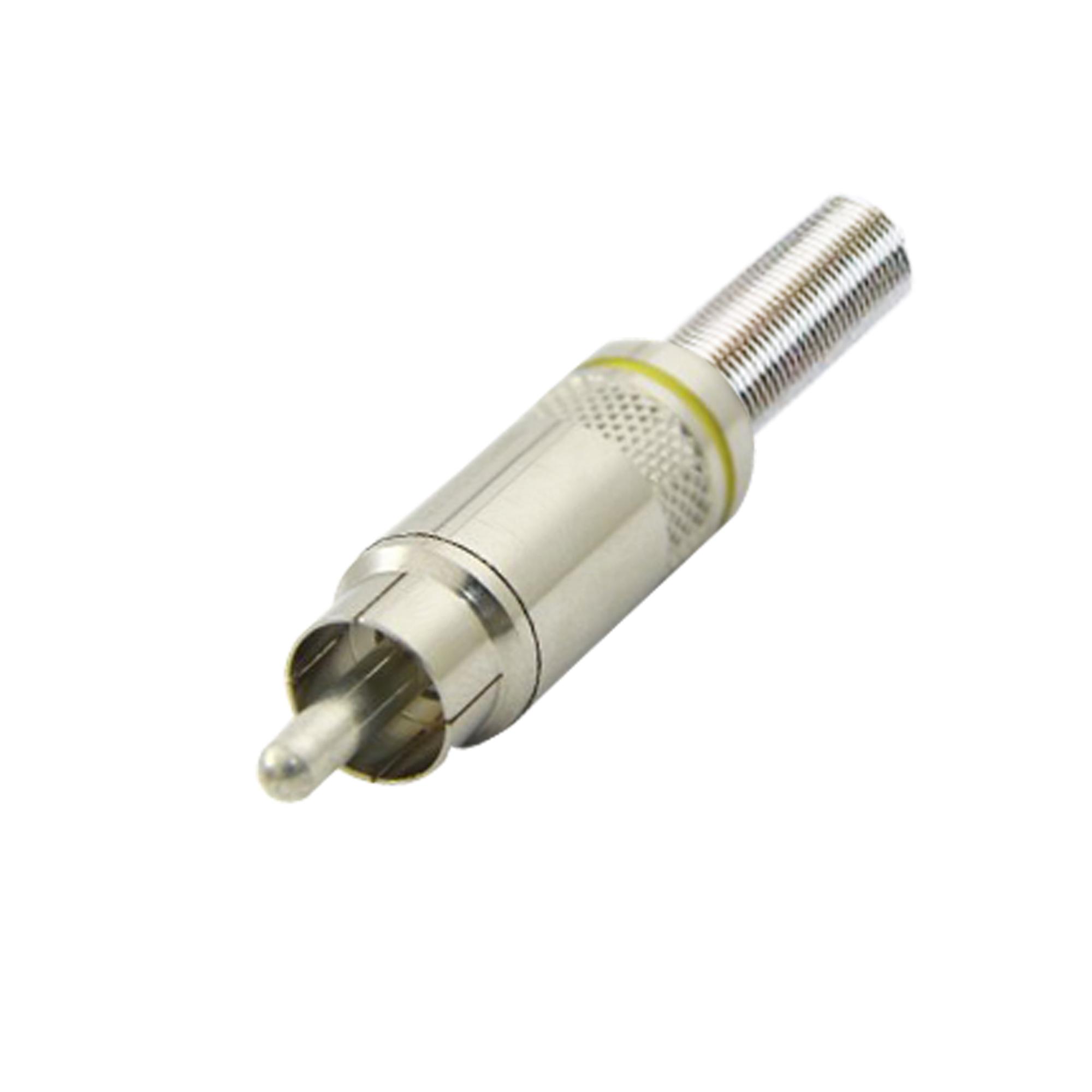 RCA Plug (Yellow)