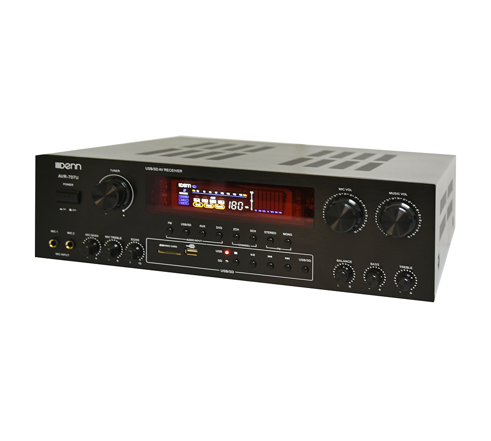 USB/SD AV Receiver