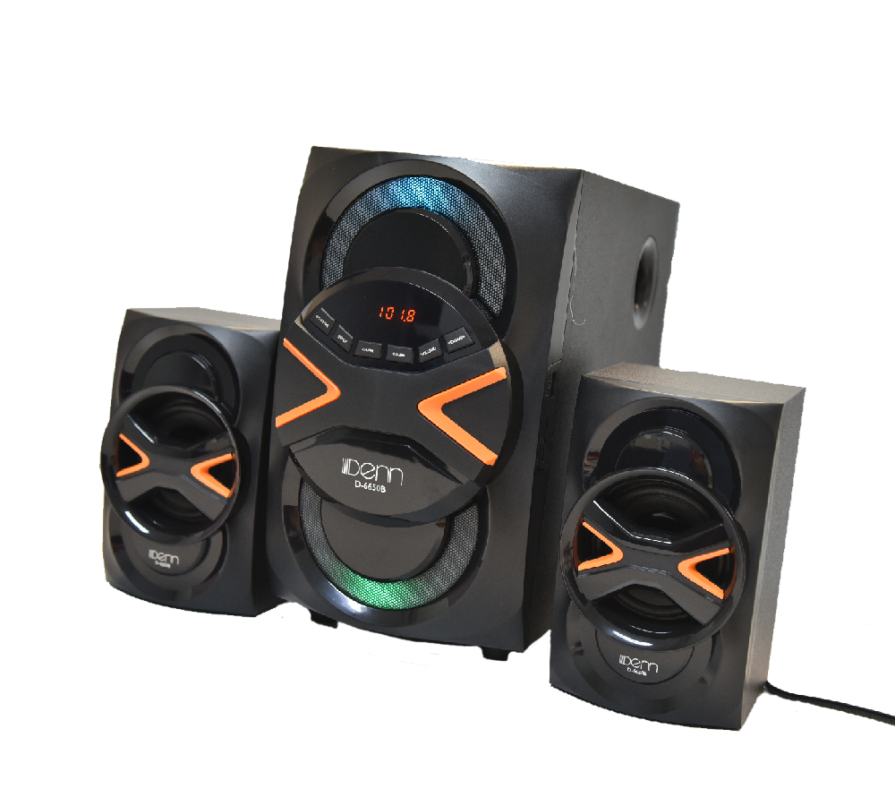 "5"" Sub Bass 2.1 PC Audio"