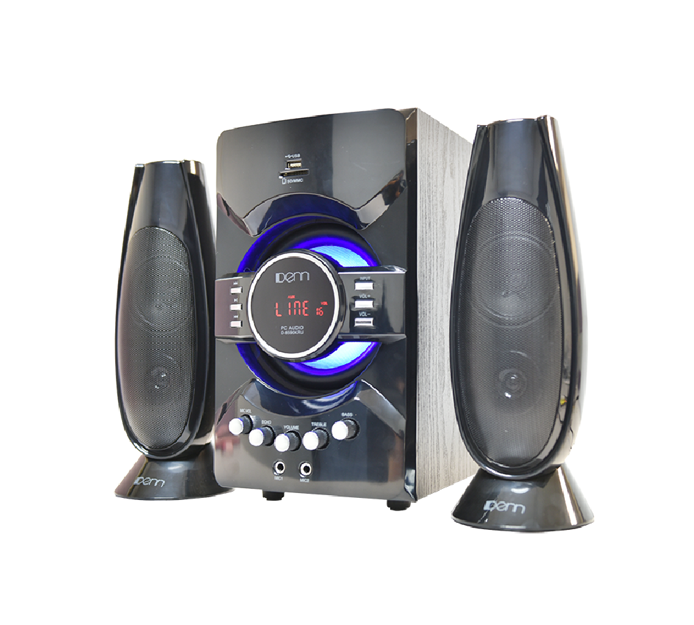 "6.5"" Sub Bass 2.1 PC Audio"