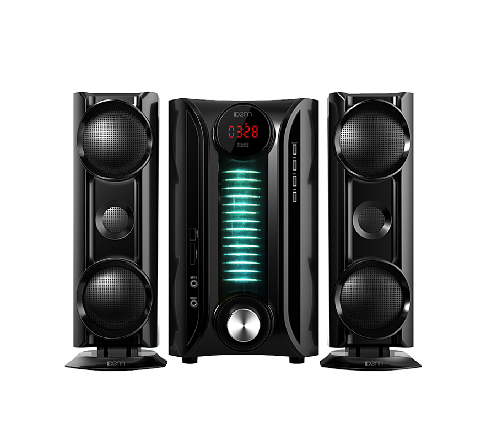 """6.5"""" Full Features 2.1 PC Audio"""