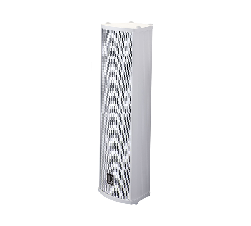 "4""x2 Full Range and 4""x1 Coaxial Column Speaker"