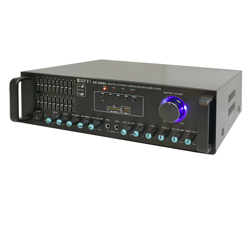 Digital Stereo USB/SD Mixing (Swallow) Amplifier