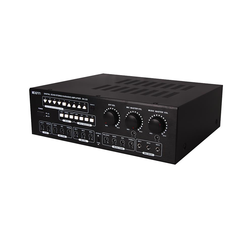 Digital Echo Stereo Karaoke Amplifier