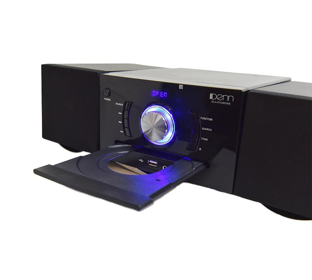 DVD Micro HiFi System