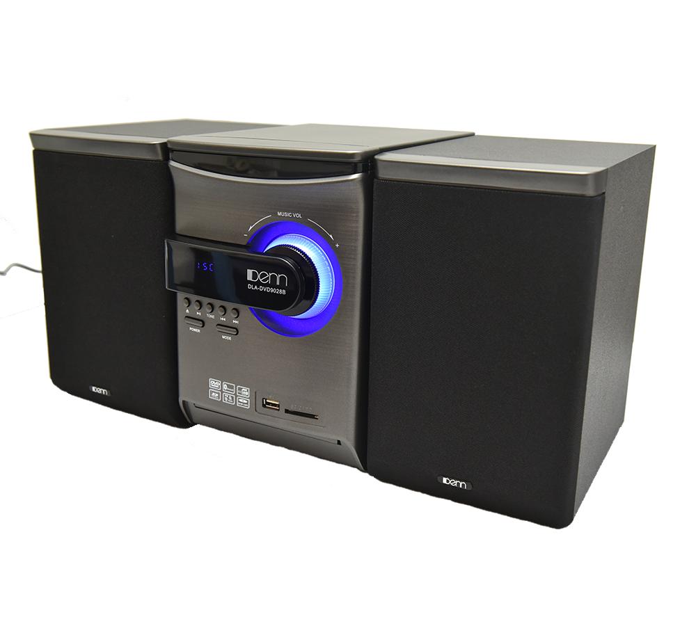 DVD 2-Way Micro HiFi System