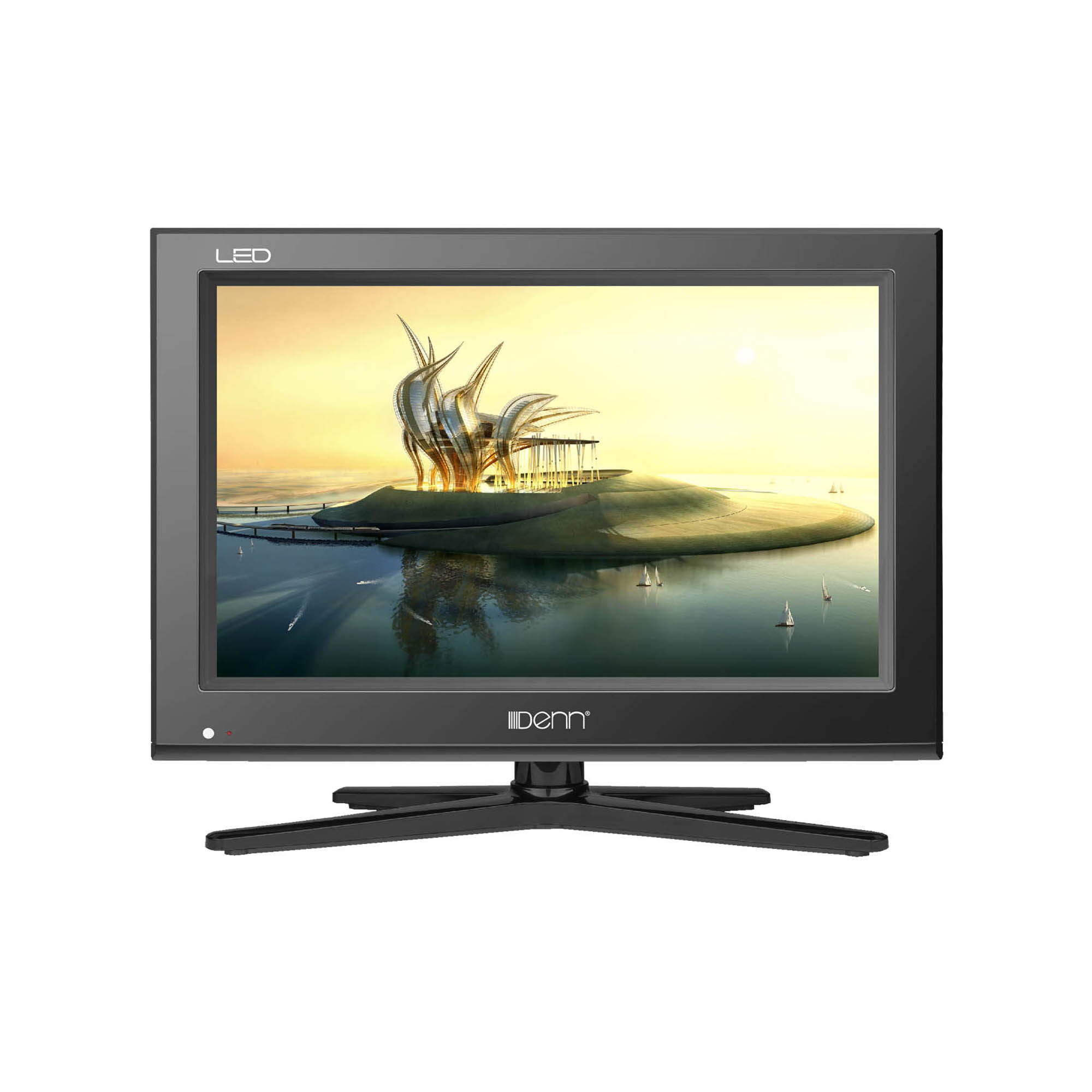 """19"""" Wide HD LED TV"""