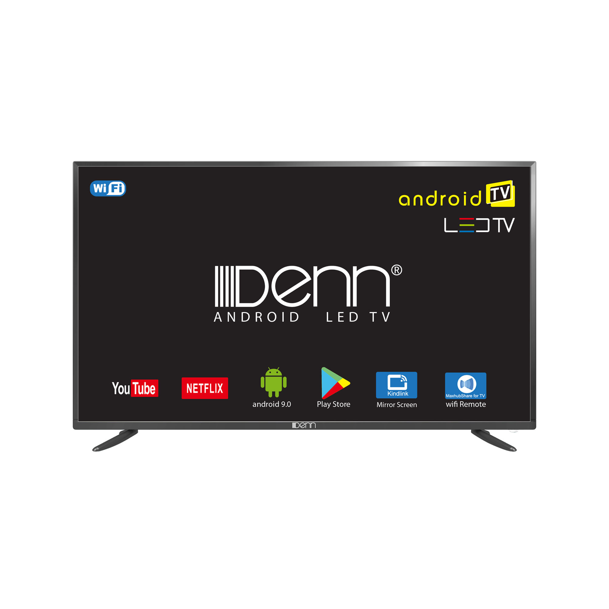 "55"" Digital Tuner (T2) Wide HD LED TV (2K with Android)"