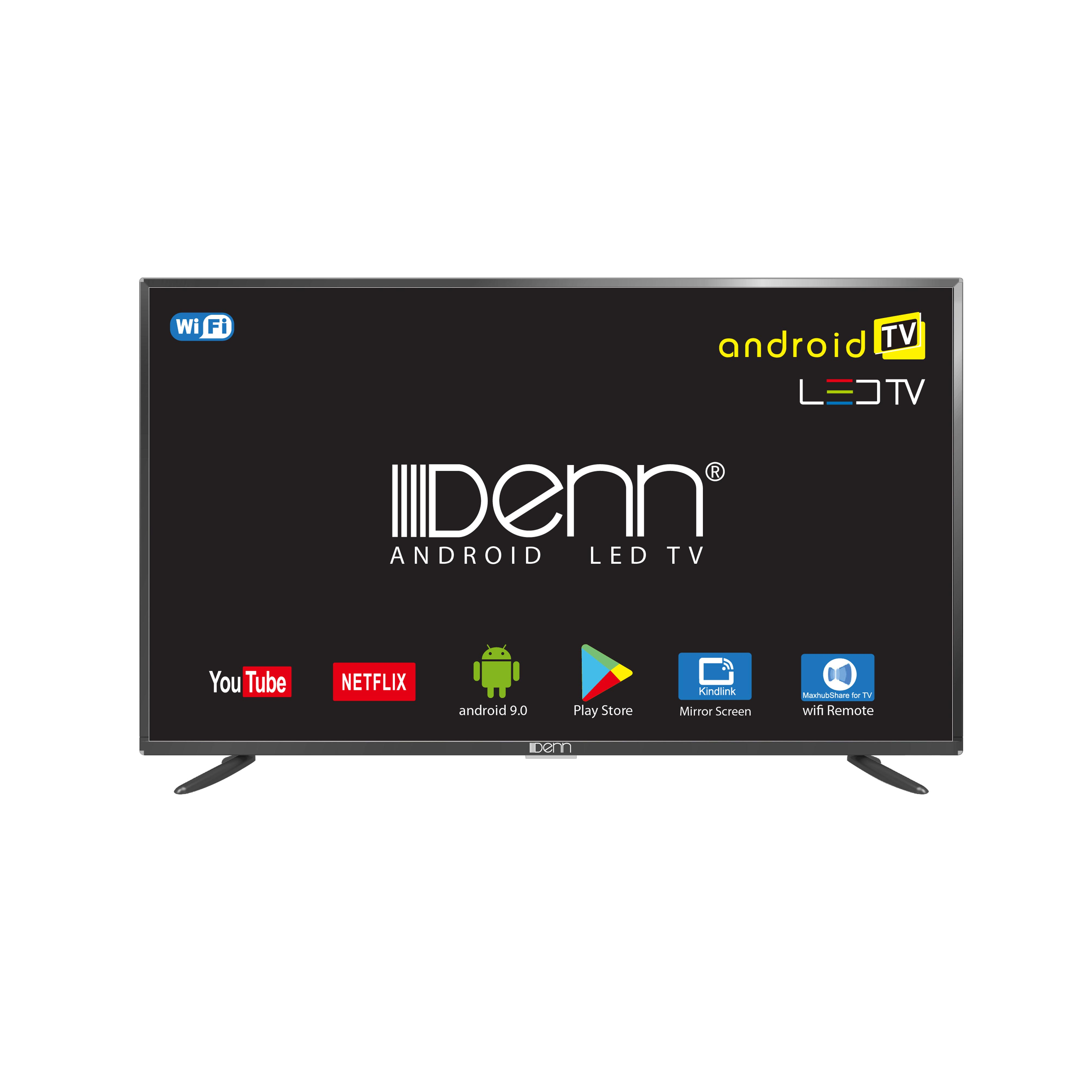 """65"""" Digital Tuner (T2) Wide HD LED TV (2K with Android)"""