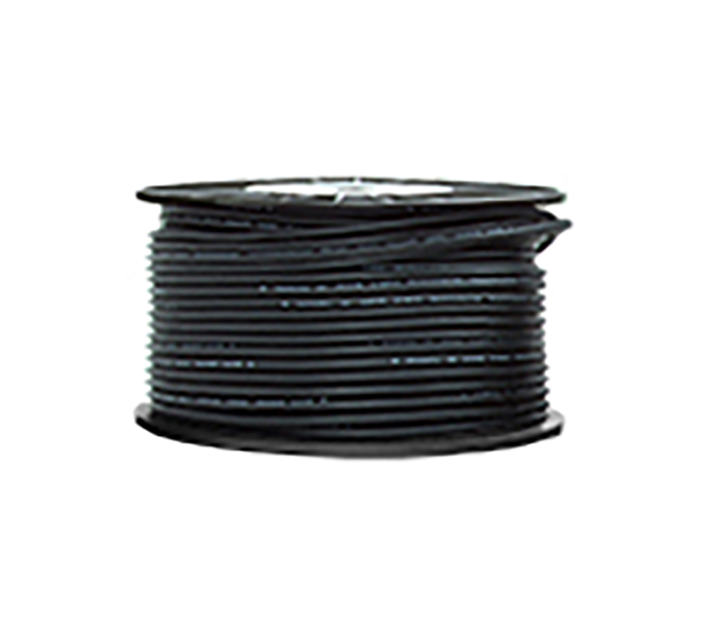 High Grade Low Noise Professional Microphone Cable (Black Color in 100 Yard a Roll)