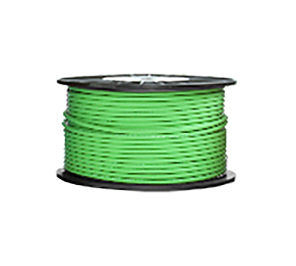 High Grade Low Noise Professional Microphone Cable (Green Color in 100 Yard a Roll)