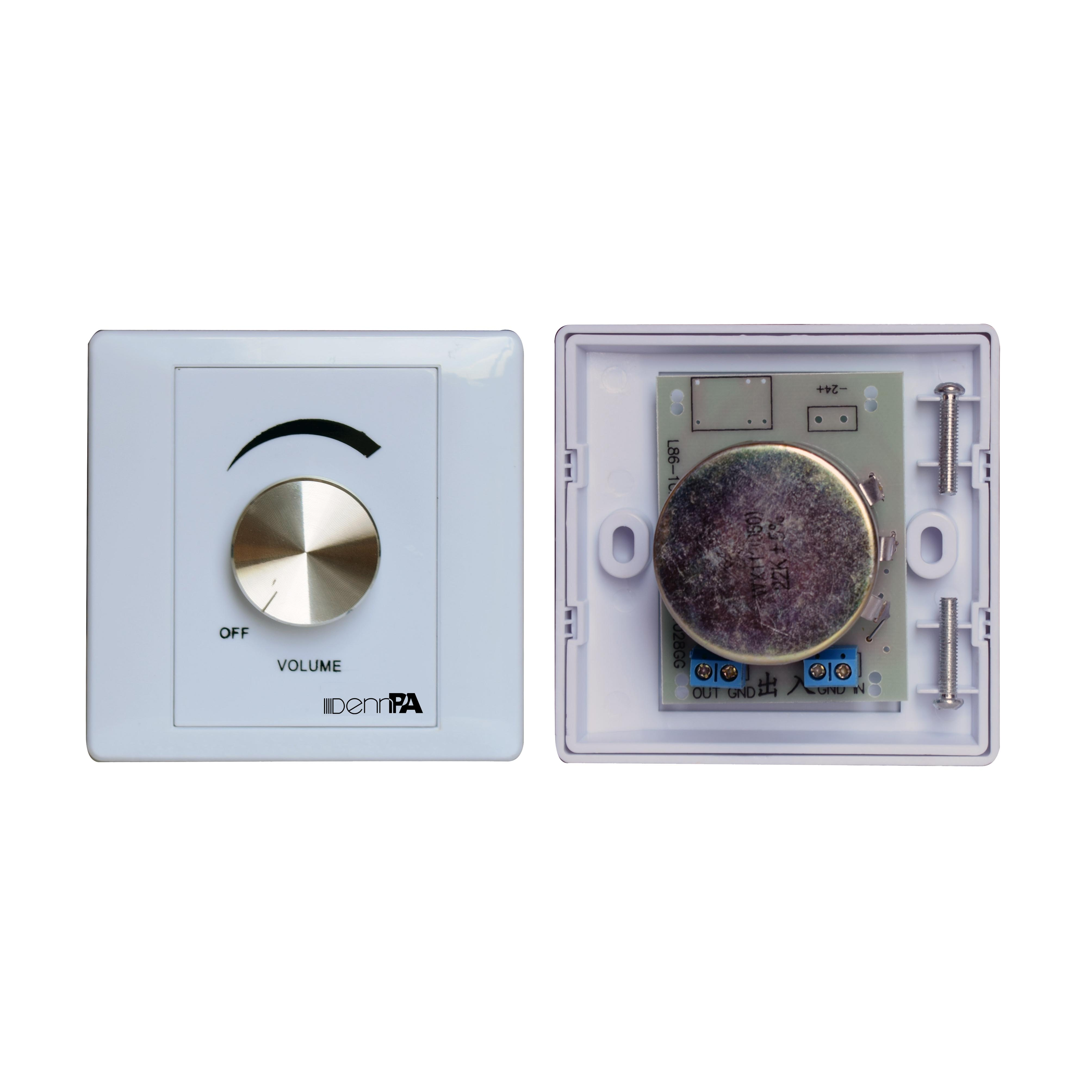 Volume Control Attenuator
