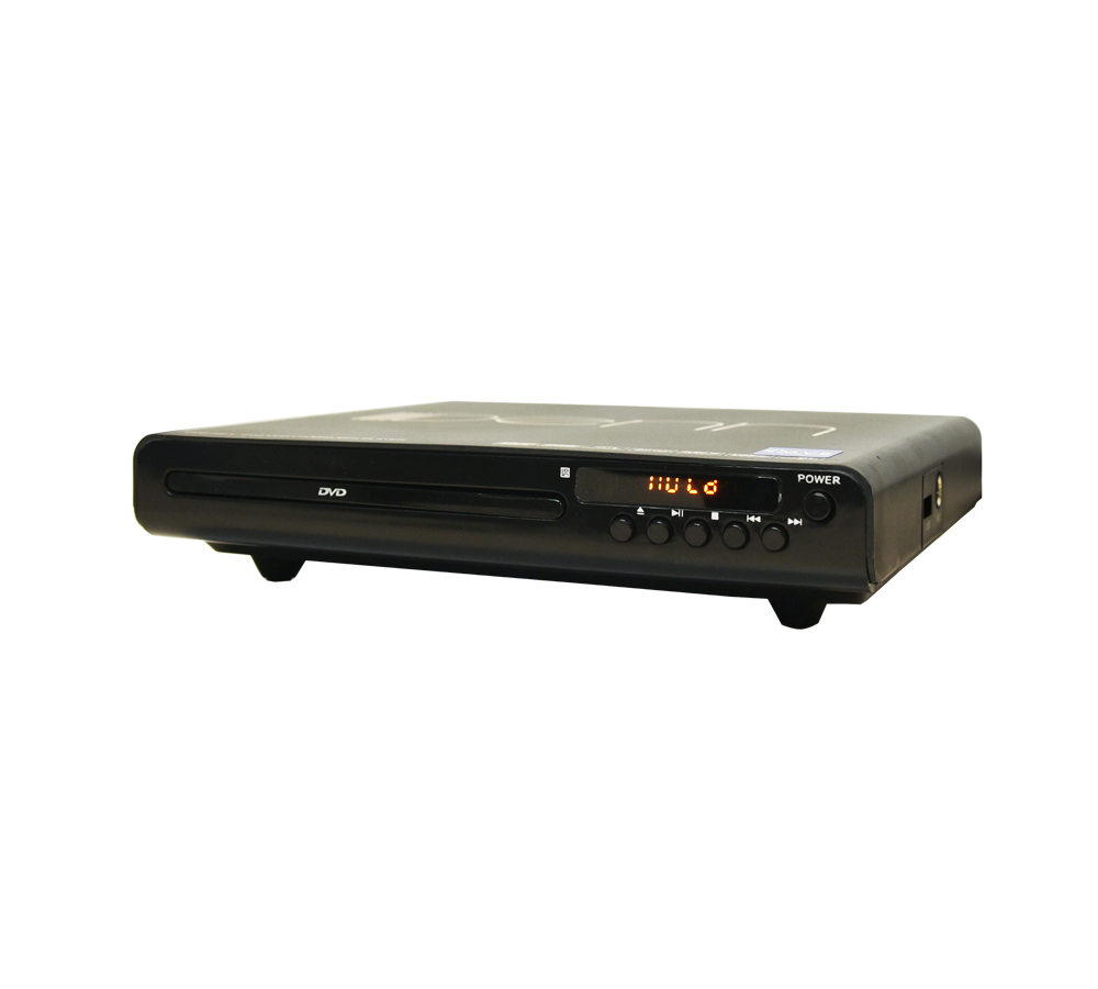 DVD Player (With USB RMVB & Mic Input)
